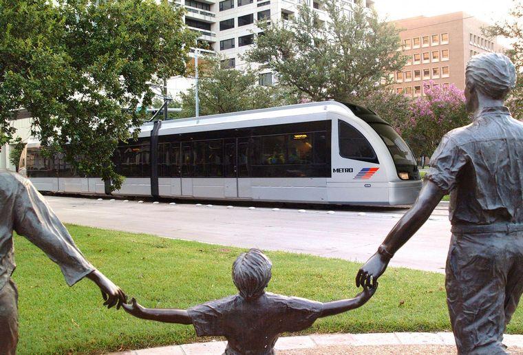 Houston Metro Light-Rail