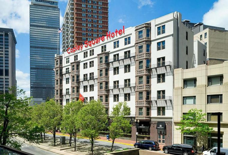 Copley Square Hotel Sells For $66M