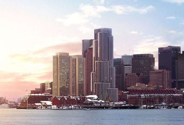 Take 3: Don Chiofaro Moves Forward On Plans For $1B Harbor Garage Tower