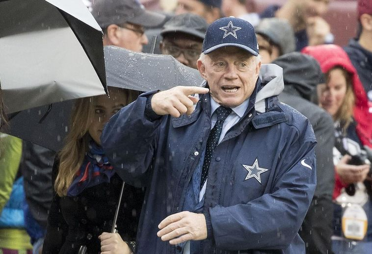 Jerry Jones Has Formed A Commercial Real Estate Brokerage