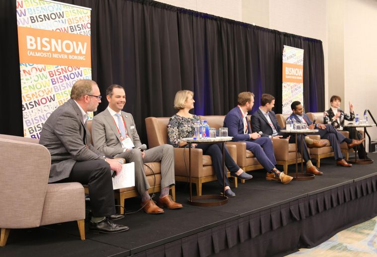 An Executive Outlook panel at National Healthcare South 2020