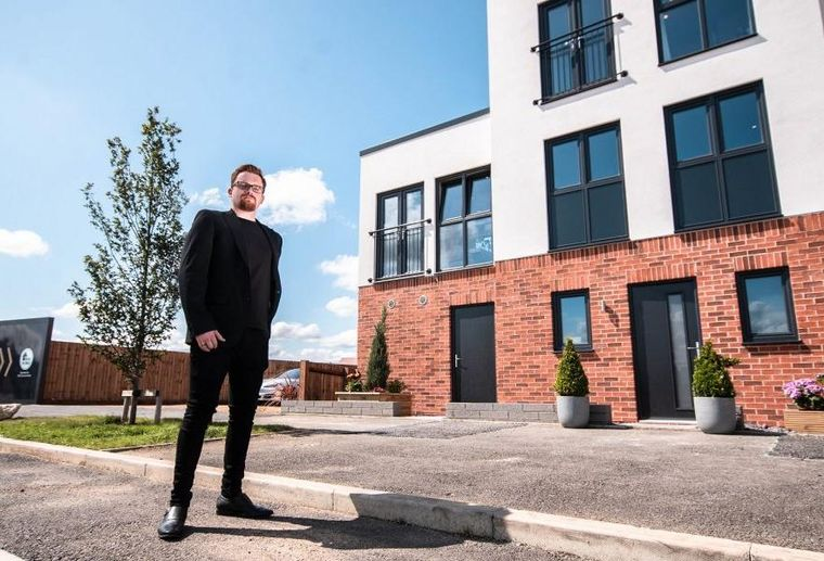 Meet The 27-Year-Old Who Wants To Build The Tesla Of Housing