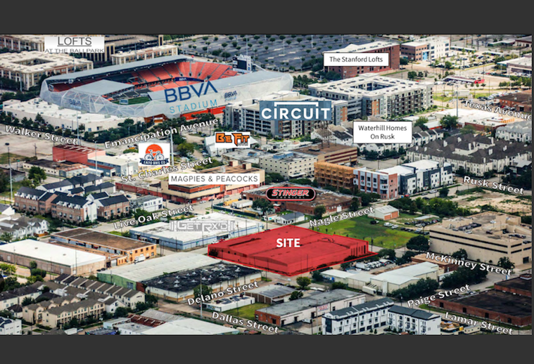 Houston Commercial Real Estate News