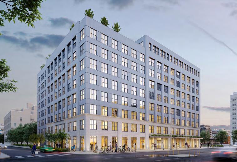 Handful Of North Broad Street Proposals Highlights December's Overstuffed CDR Docket