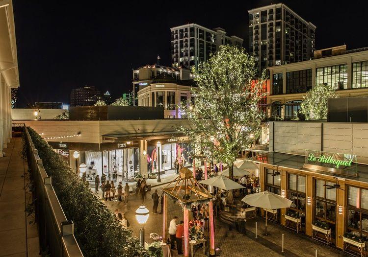 Jamestown Closes On The Shops Buckhead Atlanta, Plans To Rejuvenate Center's 'Flat Experience'