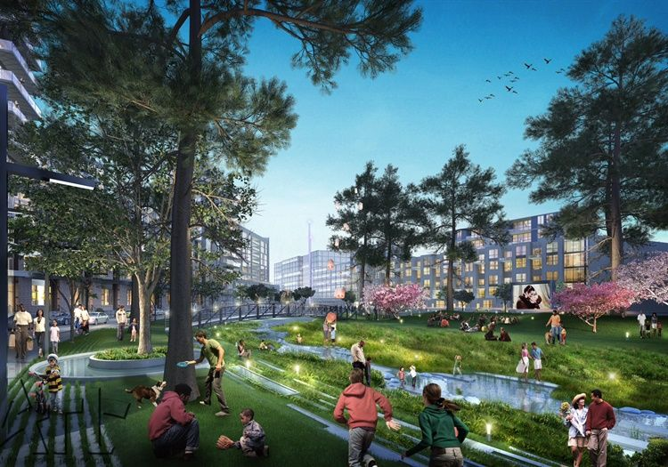 Dreams Deferred: Big Mixed-Use Projects Waiting At The Starting Gate
