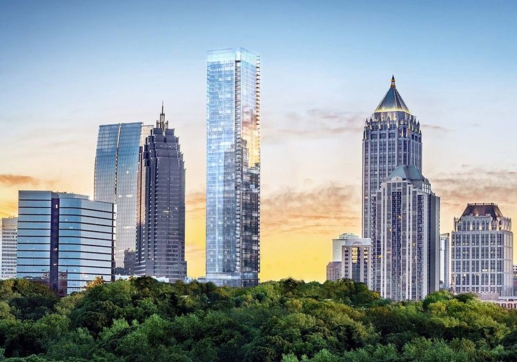 Stuck In The Dirt: After Years Of Promises, Atlanta's Fabled Luxury Skyscraper Clouded In Mystery