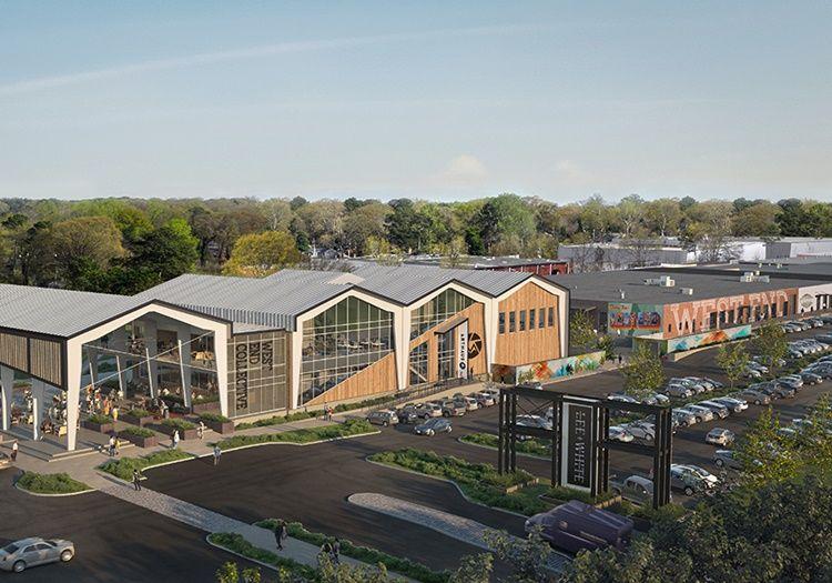 Ackerman, MDH Embark On 'Recession-Resistant' Retail-Focused Redevelopment
