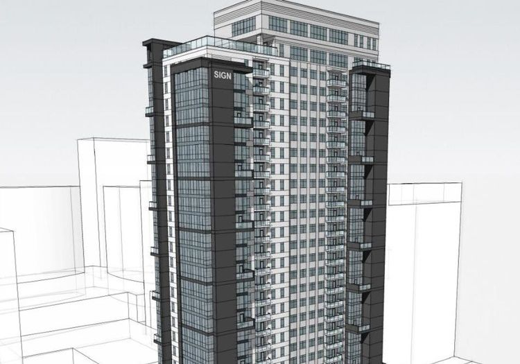 Austin Developer Plans 31-Story Co-Living Tower Near Georgia Tech