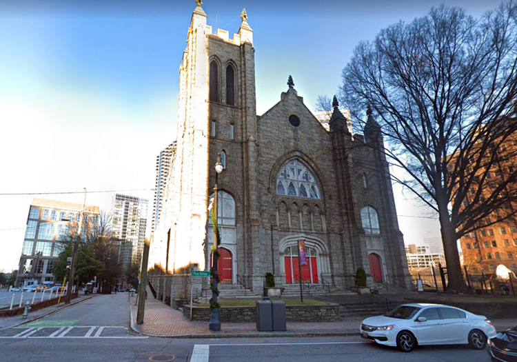 Historic Downtown Church Latest To Mull Redevelopment
