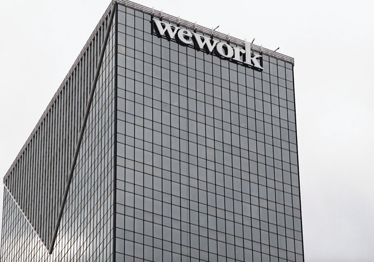 WeWork's Landlords Aren't 'Going To Play Bank Anymore'