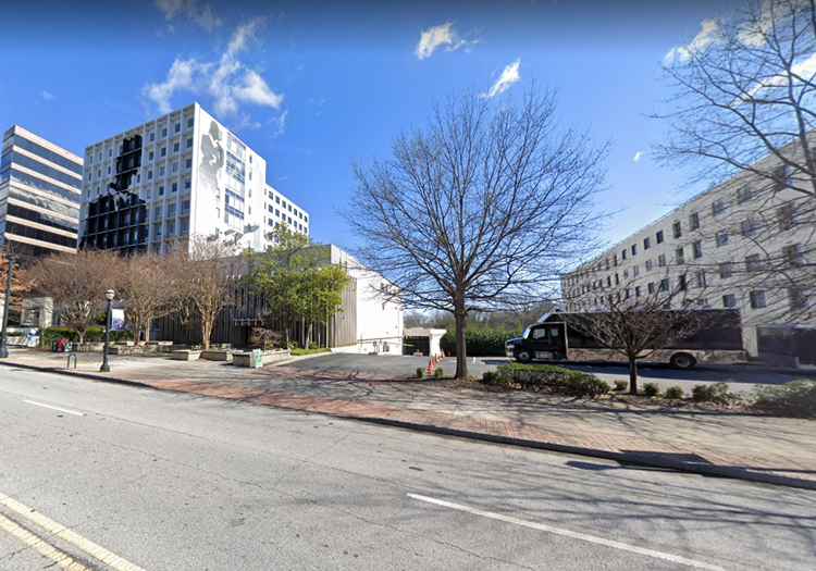 D.C. Developer Proposing 24-Story Midtown Condo Tower Along Peachtree Street