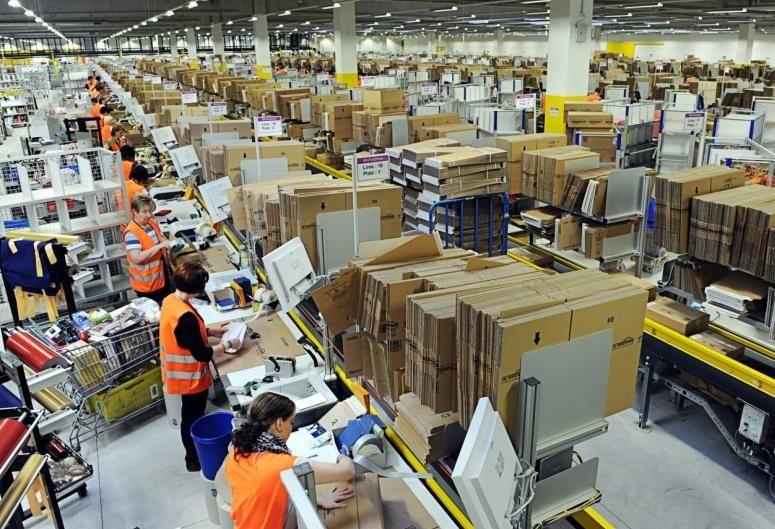 Amazon Closes Warehouse Indefinitely As Coronavirus Cases At Its Facilities Mount