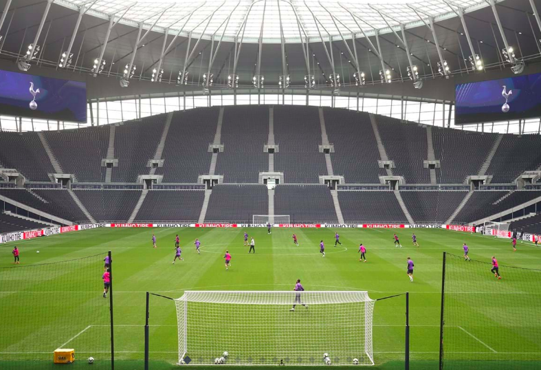 A Wall Of Noise And A Craft Brewery: Inside Tottenham's New £850M Stadium