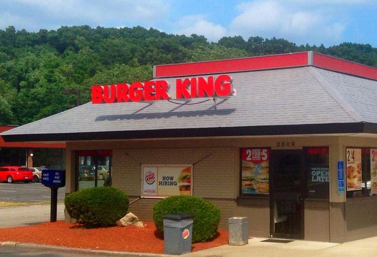 Burger King Leads Trend Of Restaurant Chain Redesigns De-Emphasizing Indoor Dining