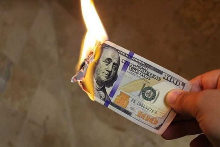 WeWork Burned Half A Billion Dollars In Cash In Q3