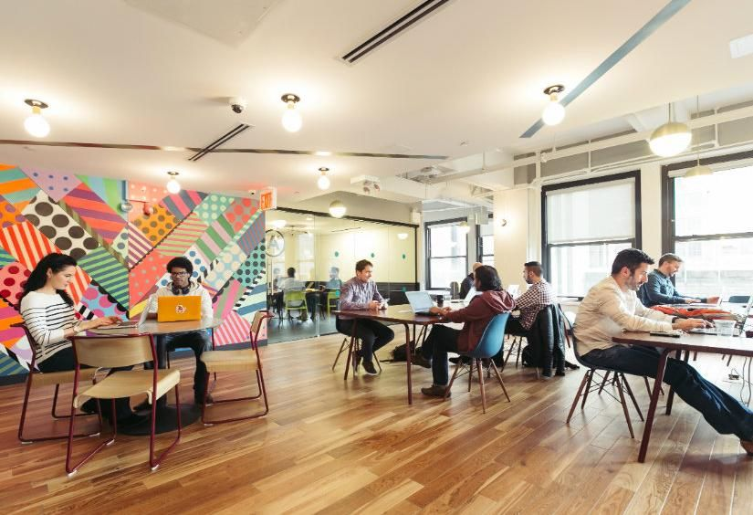 The Global Coworking Boom Is Finally Causing Desk Prices To Drop