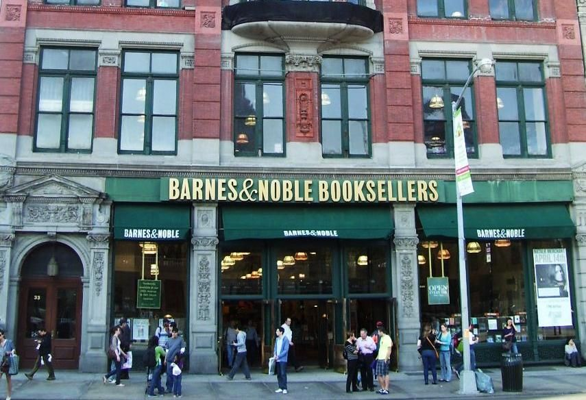 Barnes & Noble Bought By Hedge Fund, To Be Led By U.K. Bookseller