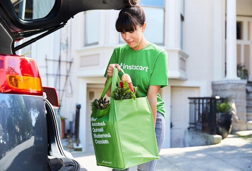 Instacart, Others Begin Limiting Grocery Deliveries