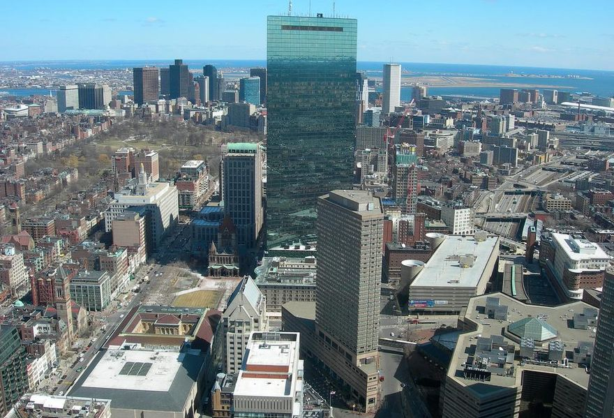 Police Say Threat Against Hancock Tower Wasn't Credible