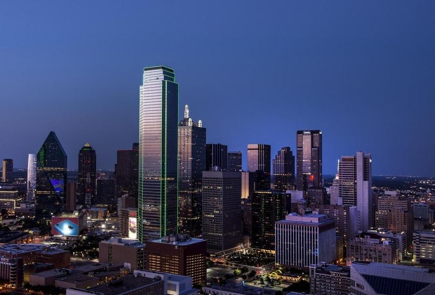 DFW Holds Its Own As Inbound Foreign Capital Flows Plummet 54% Nationally