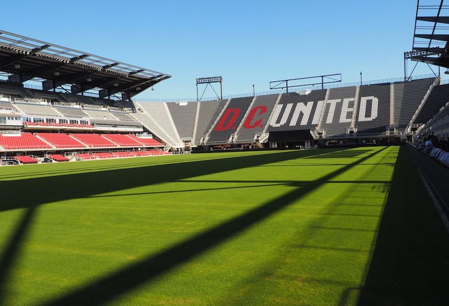 JLL Managing New Northern Virginia Soccer Stadium As Part Of Growing Sports Business