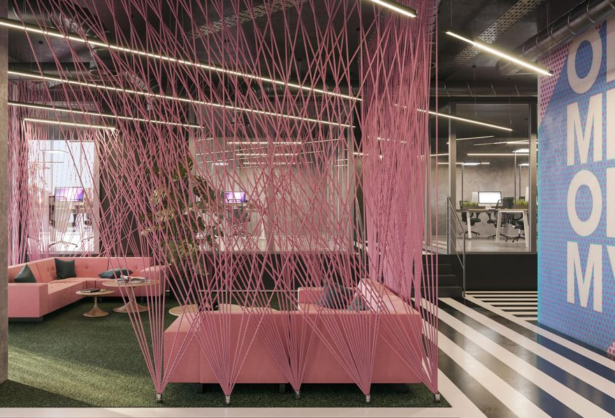 Can Ancoats Workspace Get Funkier Than This?