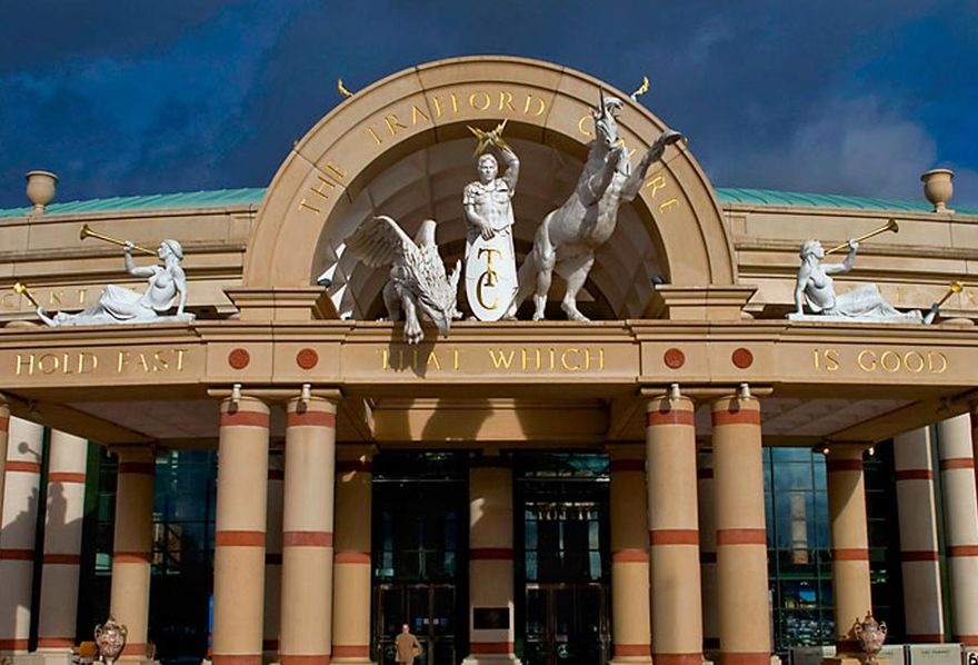 Trafford Centre Refinancing Looms As Retail Swallows Hard