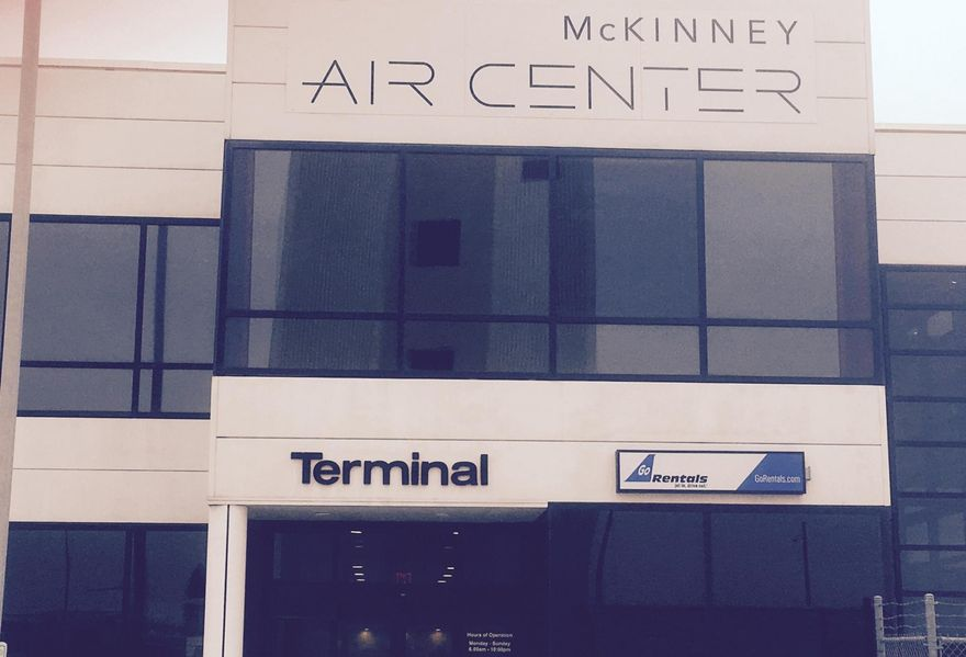 One Road Project Could Help Pave The Way For McKinney's Airport To Go Commercial