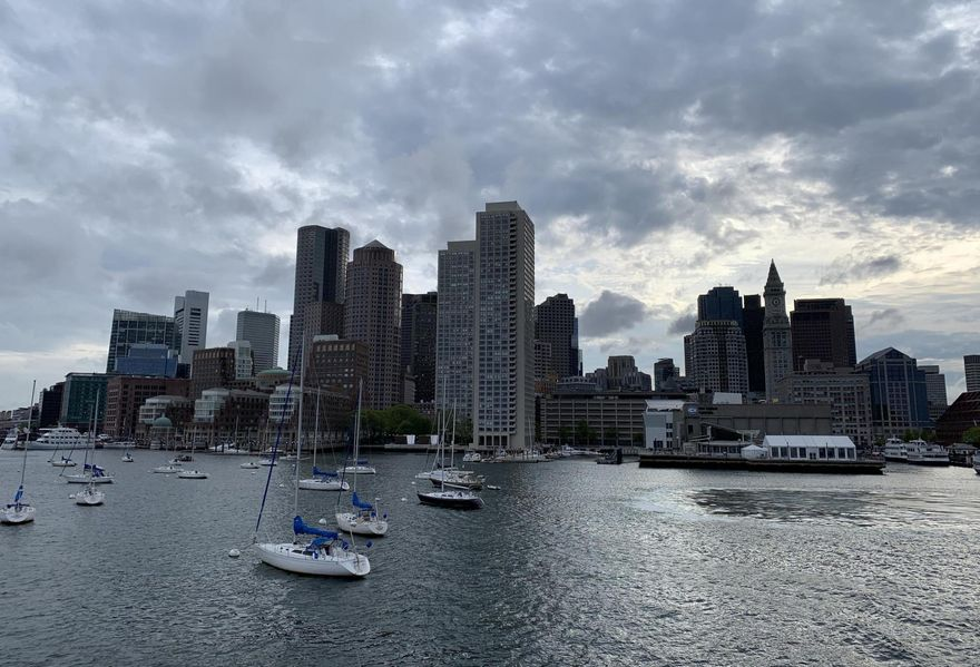The Water Is Coming: Boston Battles To Keep Its Revolutionary-Era Buildings Above A Rising Sea