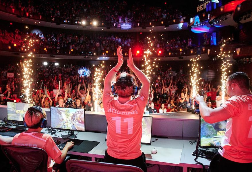 Atlanta Video Game, Esports Industries Getting CRE's Attention