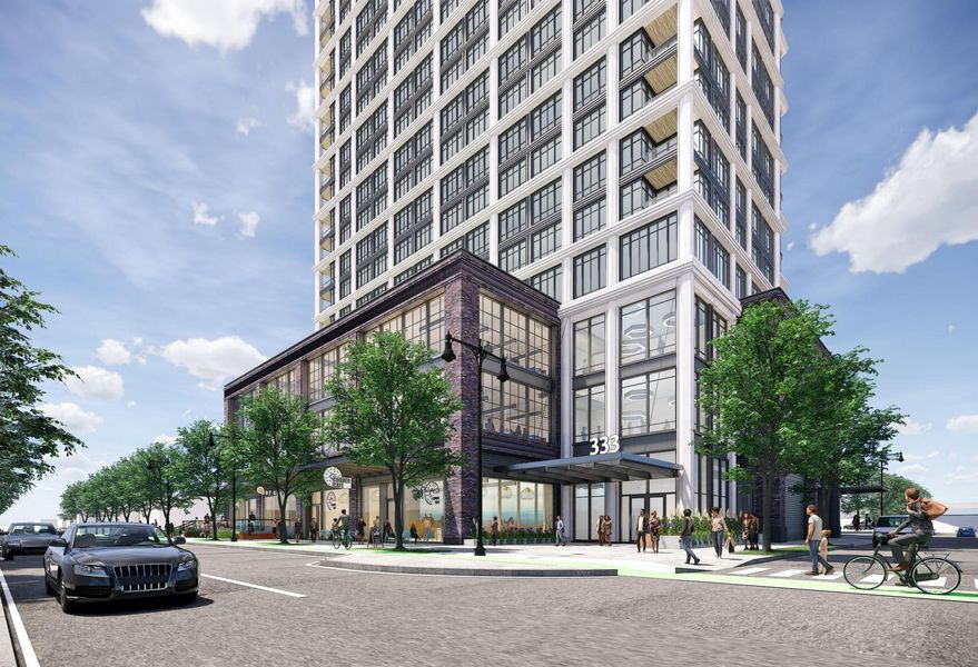 National Development Files Plans For $210M South Boston Mixed-Use Project