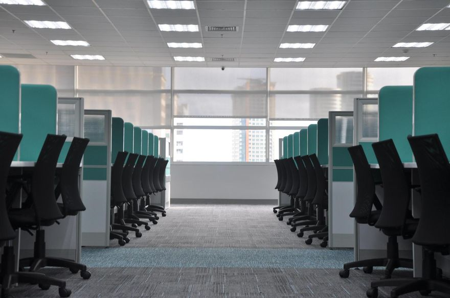 Office Landlords Face 'Existential Crisis' As Companies Consider Hybrid Model As Talent Retention Tool