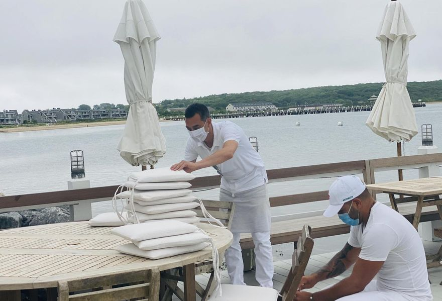 Endless Summer: Beach Businesses Prepare, Hope For A Season With No End Date