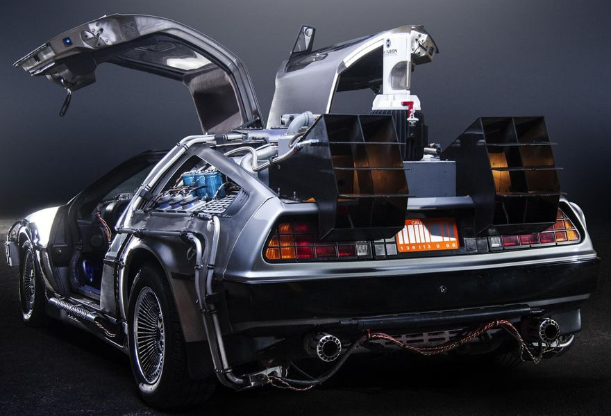'Back To The Future' DeLoreans And A Developer That Threatened The British Banking System: How The Wild Birth Of CVAs Is Shaping Today's Property Market