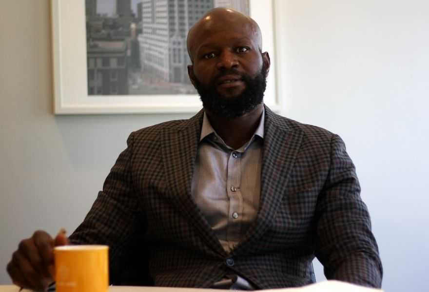 Inside Former NFL First-Round Pick Gosder Cherilus' Uphill Climb Into Commercial Real Estate