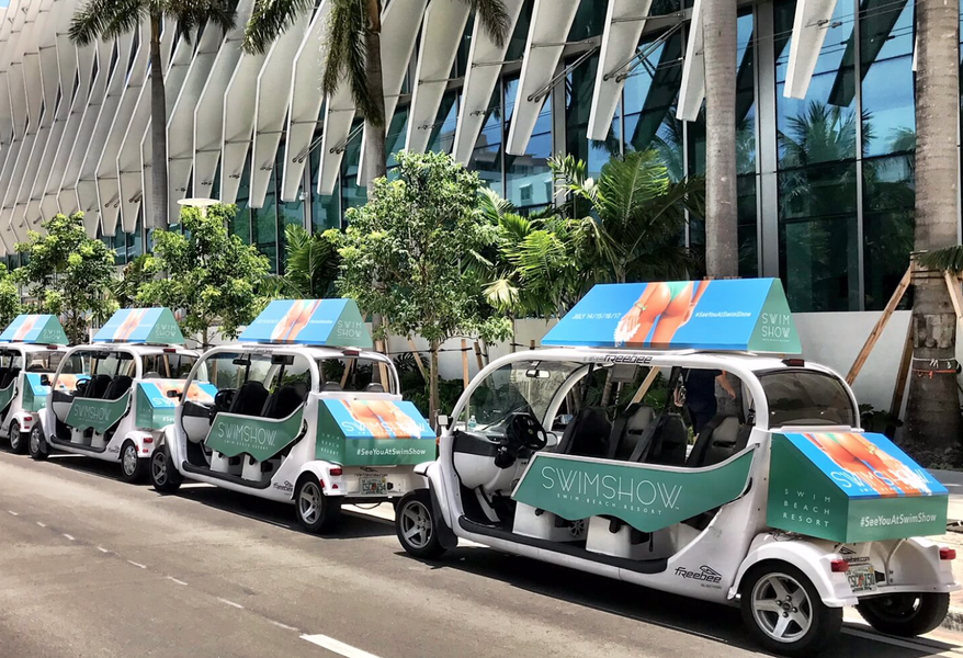 Could Miami Beach's Free Electric Cars Solve Cities' Transit Problems?