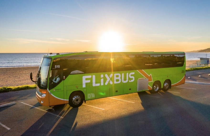 A New European Bus Company Adds South Florida Competition For Brightline, Amtrak Megabus