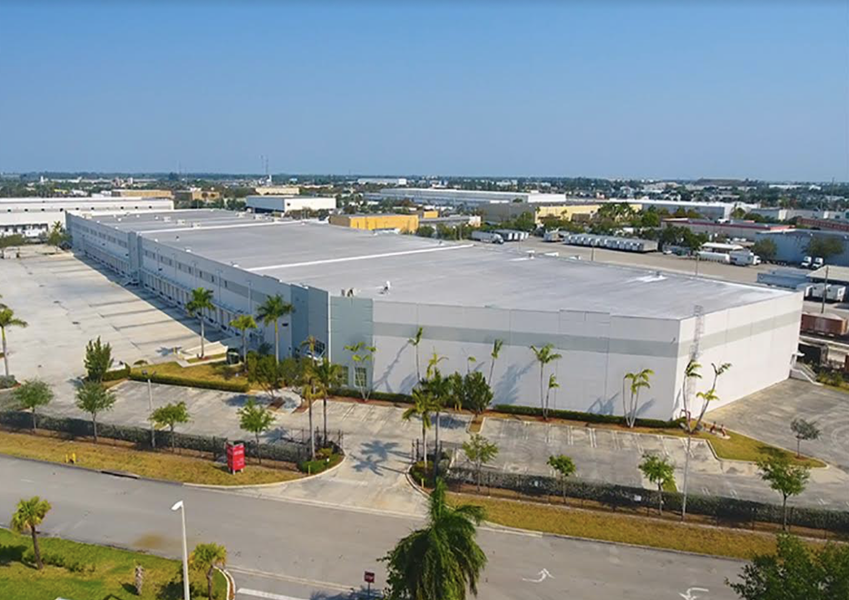 Aviation Company Triples Industrial Space With Move To Medley Facility