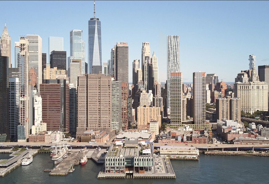 Commission Slaps Down Howard Hughes' $1.4B Seaport Project Over Size Concerns
