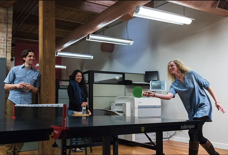The Business Case For Office Playtime