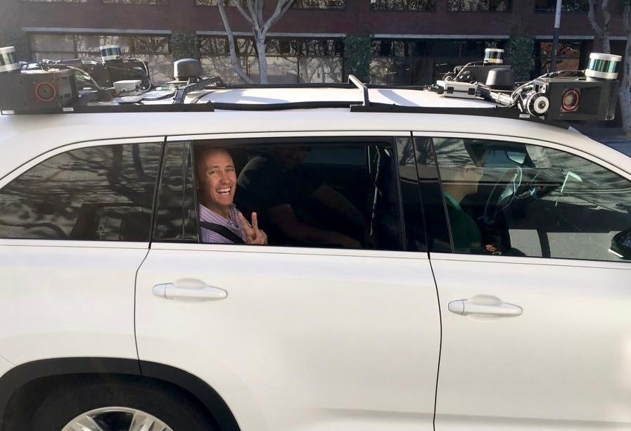 Amazon In Talks To Buy Self-Driving Tech Company