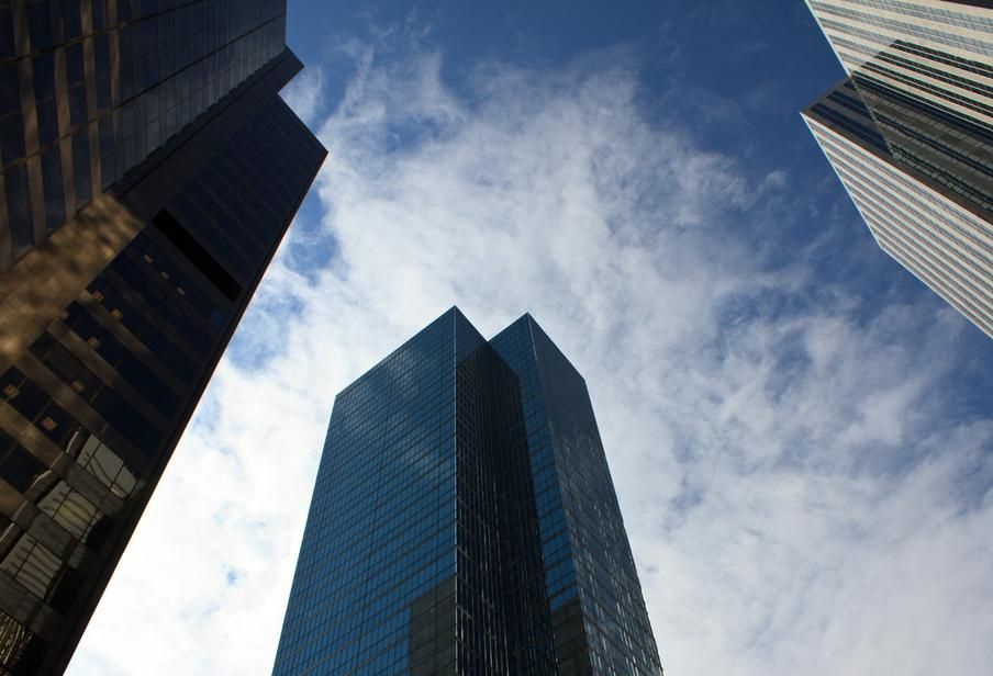 The Lag In Office Leasing Won't Punish CBRE This Year, Execs Say