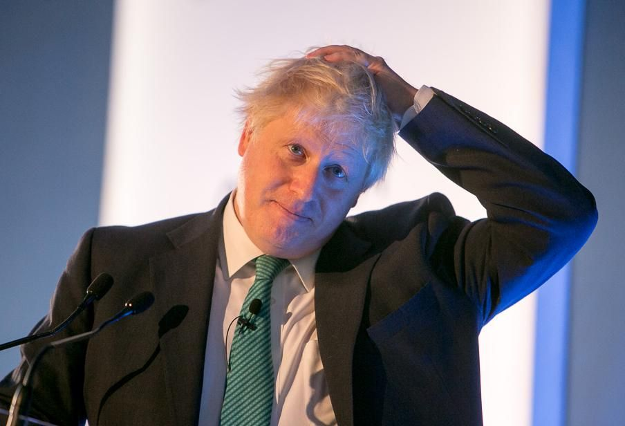Property Pounds Pile In Behind Boris
