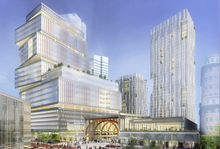 On-Ramp Impacting Proposed Back Bay Station Redevelopment To Close Permanently