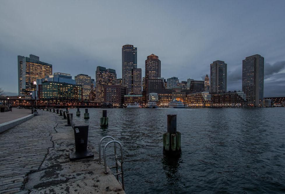 Storms Threaten $80B Of Boston Real Estate — Not Enough To Pull Trigger On Multibillion-Dollar Storm Wall