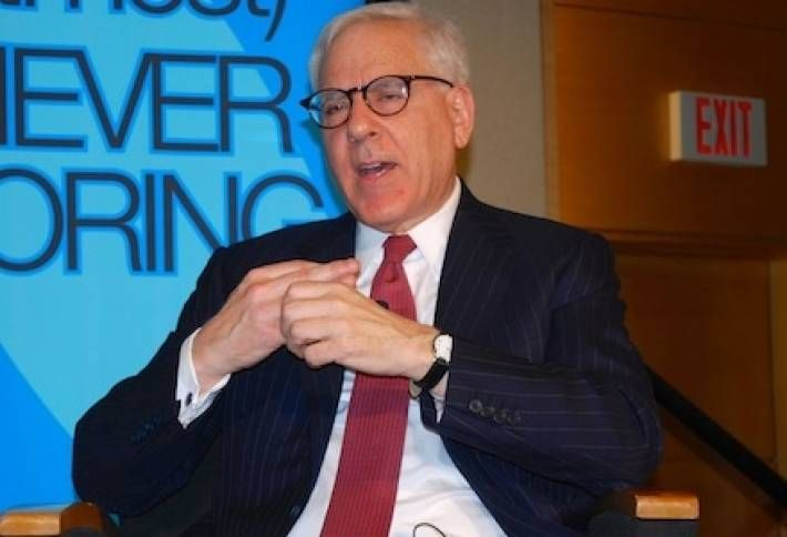 Daniel D'aniello, David Rubenstein & William Conway Jr.