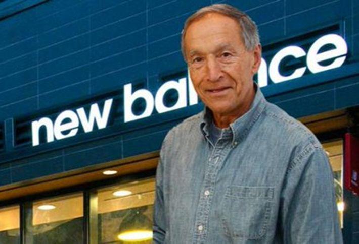 Jim Davis, New Balance