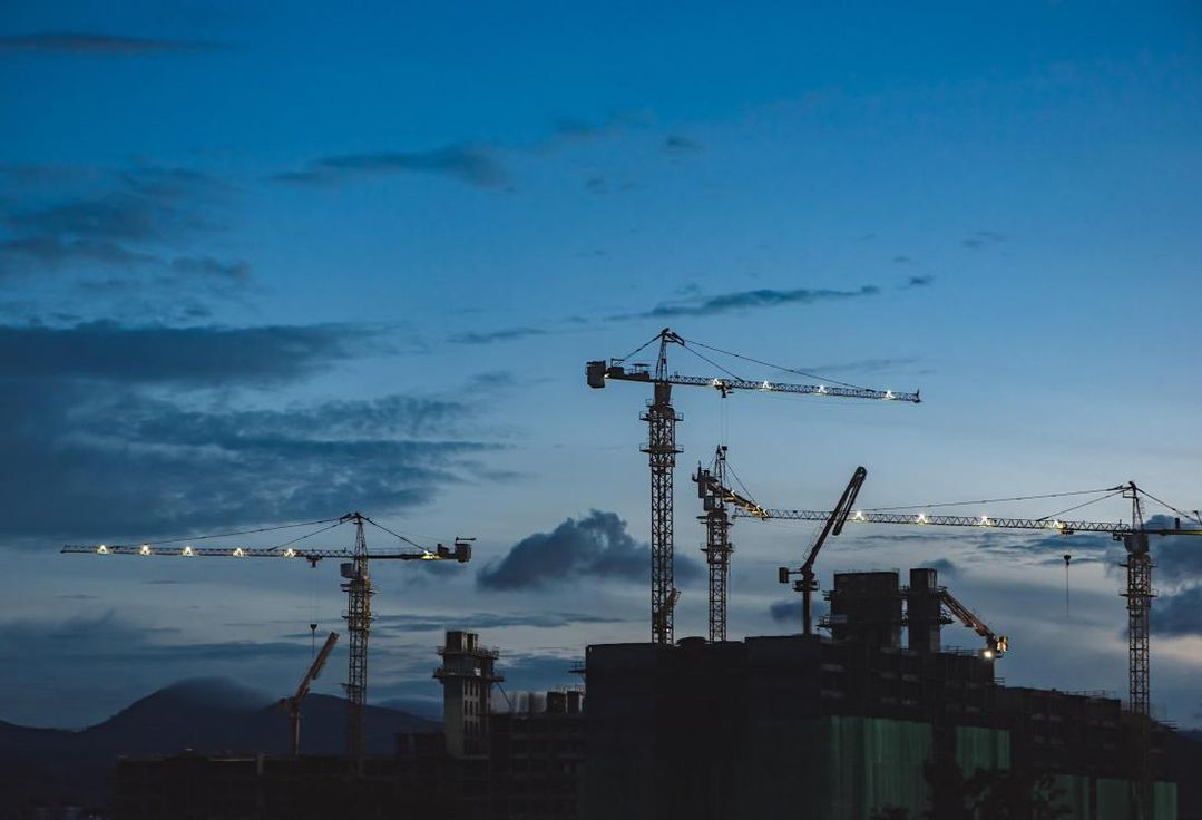 New Construction Industry Data Provides Ray Of Hope For Development's Short-Term Future