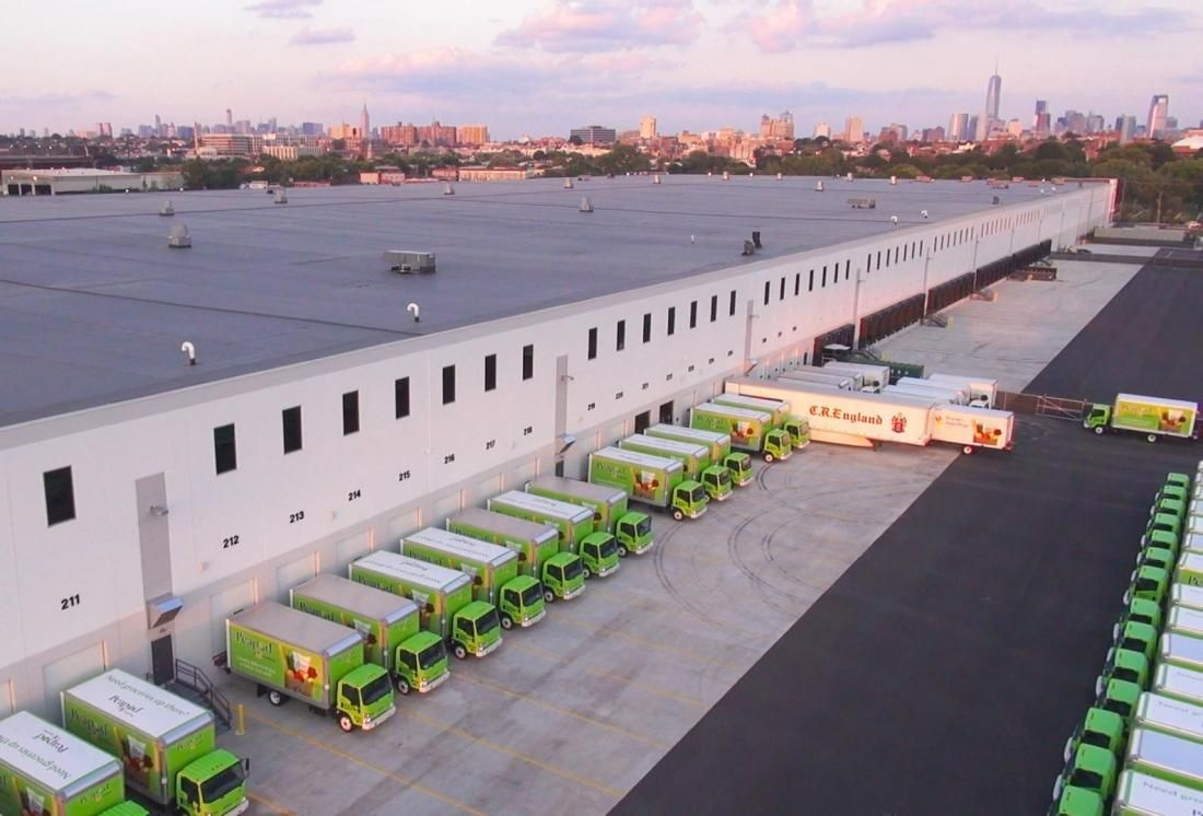Industrial Sales Driving Net Lease Investment To Record Levels This Year